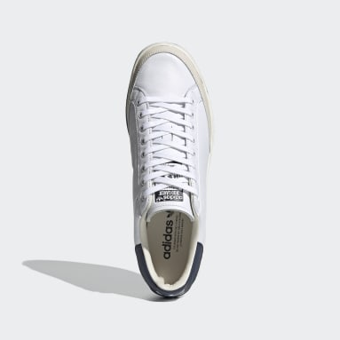 Originals White Rod Laver Shoes