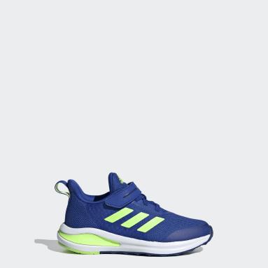 Chaussure de running FortaRun 2020 Bleu Enfants Running
