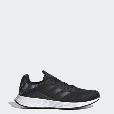 Men Running Black Duramo SL Shoes