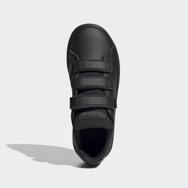 Kids 4-8 Years Lifestyle Black Advantage Shoes