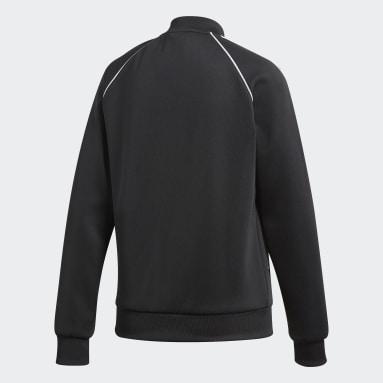 Women Originals Black SST Track Jacket