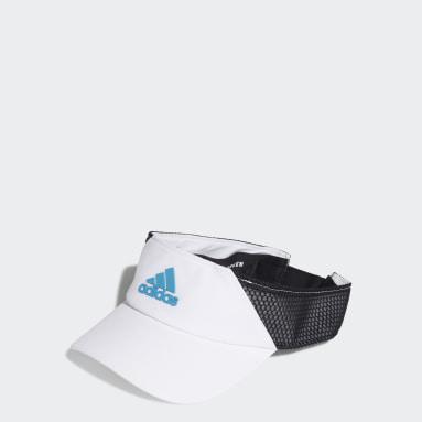 Visière AEROREADY Blanc Tennis