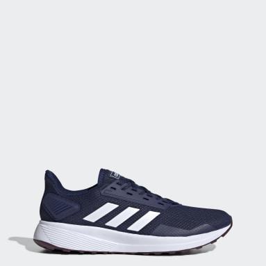 Tenis Duramo 9 Azul Hombre Running