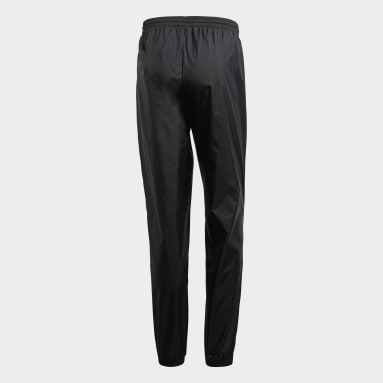 Pantaloni idrorepellenti Core 18 Nero Uomo Fitness & Training