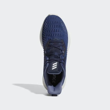 Running Blue Alphabounce+ Shoes