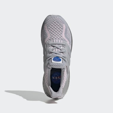 Zapatillas Ultraboost 5.0 DNA Gris Mujer Running