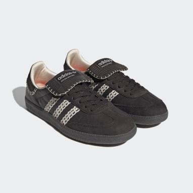 Originals Black Wales Bonner Samba Shoes