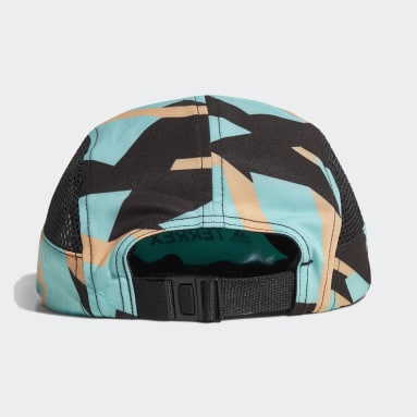 TERREX Grön Terrex Primegreen AEROREADY Graphic Five-Panel Cap