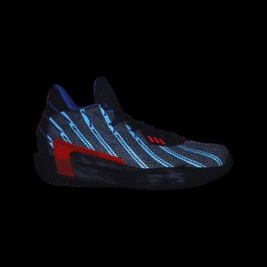 Basketball Blue Dame 7 Lights Out Shoes