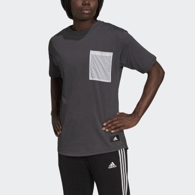 Camiseta adidas Sportswear Summer Pack Gris Mujer Sportswear