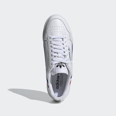 Men Originals White Continental 80 Shoes