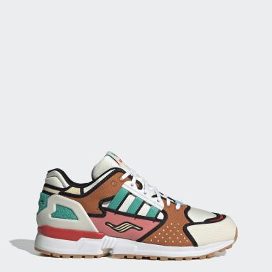Originals Vit ZX 10000 Krusty Burger Shoes