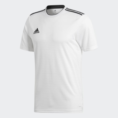 Men Football White Condivo 18 Jersey