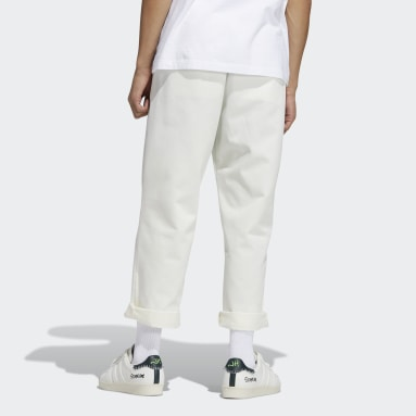 Pantalon Chino Jonah Hill blanc Originals