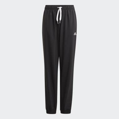 Boys Sport Inspired Black adidas Essentials Stanford Pants