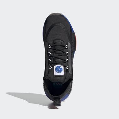 Erkek Originals Siyah NMD_R1 Spectoo Ayakkabı