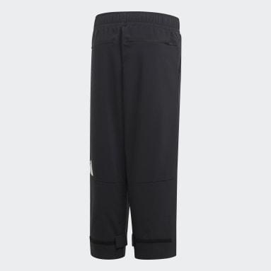 Kluci Cvičení A Trénink černá Kalhoty ID