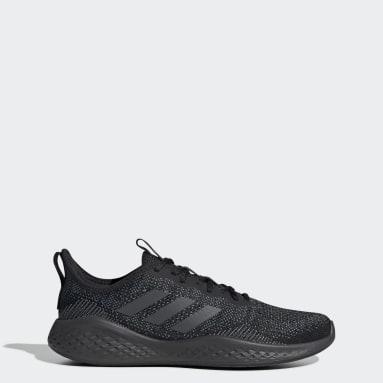 Hardlopen Zwart Fluidflow Schoenen