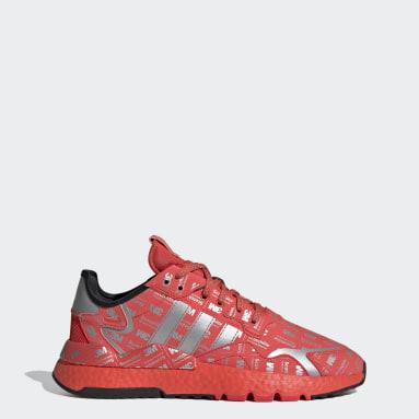 Nite Jogger Shoes Bordowy