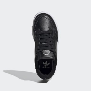 Kids 4-8 Years Originals Black Supercourt Shoes