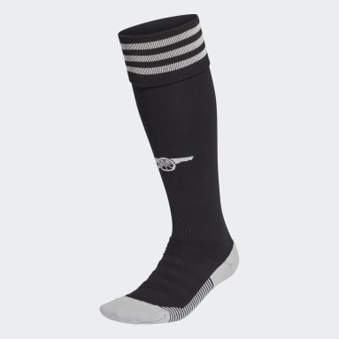 Football Black Arsenal Home Goalkeeper Socks
