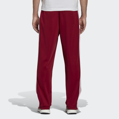 Human Made Firebird Track Pants Bordowy