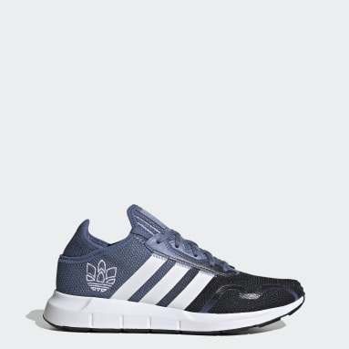 Chaussure Swift Run X Bleu Originals