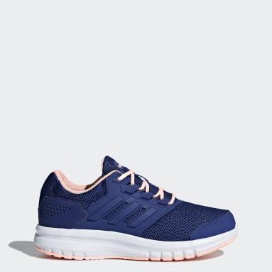 Çocuklar Koşu Mavi Galaxy 4 Ayakkabı