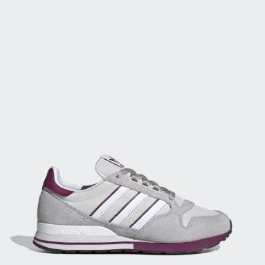 Women Originals Grey ZX 500 Shoes