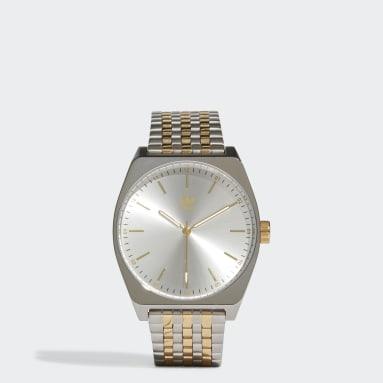 Zegarek PROCESS_M1 Srebrny
