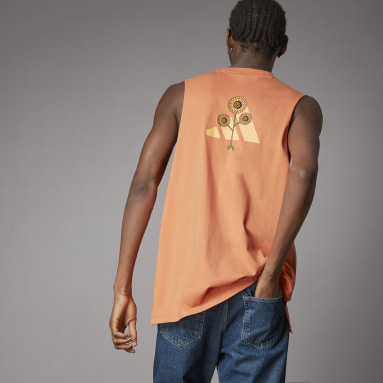 Lifestyle Orange Terra Love Tank Top