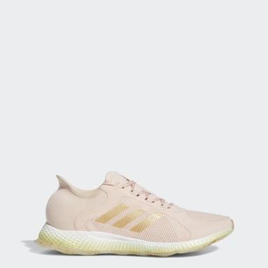 Women Running Pink FOCUSBREATHEIN Shoes