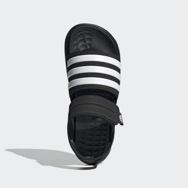ว่ายน้ำ สีดำ รองเท้าแตะ Duramo SL