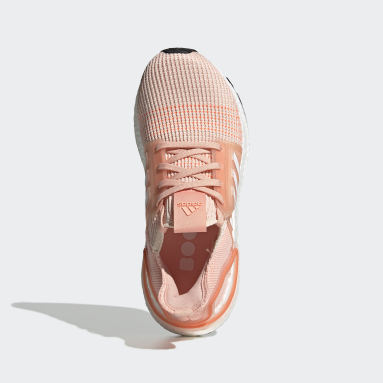Youth Running Beige Ultraboost 19 Shoes