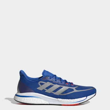 Men Running Blue Supernova+ Shoes