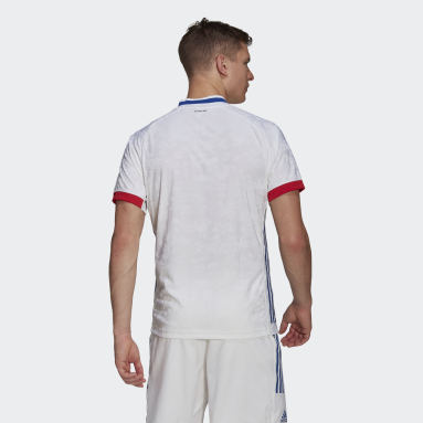 Maillot France Handball Replica Blanc Hommes Handball