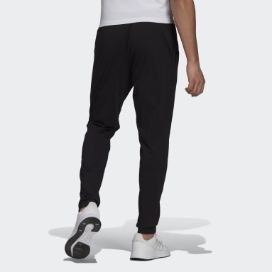 Pantaloni Essentials Tapered Nero Uomo Sportswear