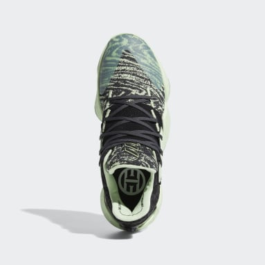 Men's Basketball Green Harden Vol. 4 Shoes