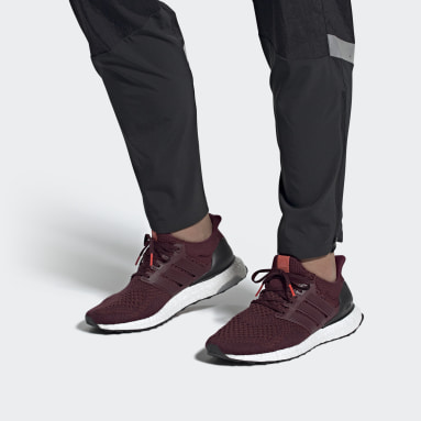 Running Burgundy Ultraboost Ltd Shoes
