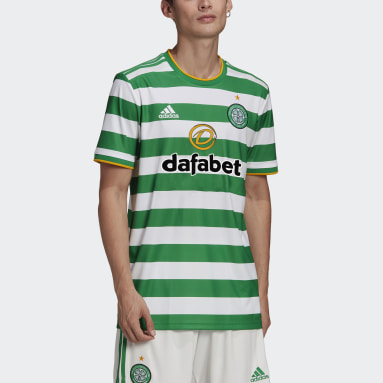 Football White Celtic FC 20/21 Home Jersey