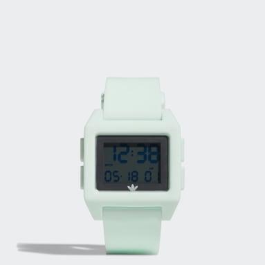 Originals groen Archive_SP1 Horloge