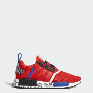 Men Originals Red NMD_R1