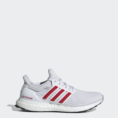 ULTRABOOST 4.0 DNA blanc Course