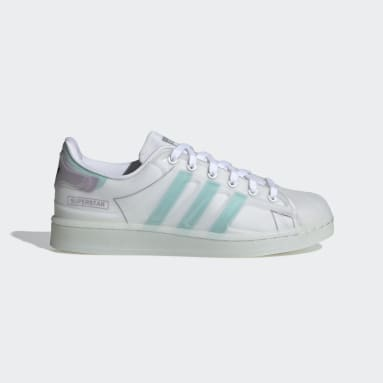 Dam Originals Vit Superstar Futureshell Shoes