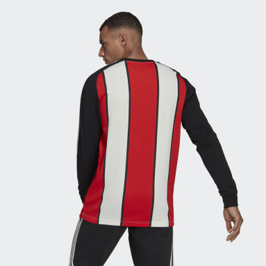 Jersey River Plate Icons Negro Hombre Fútbol