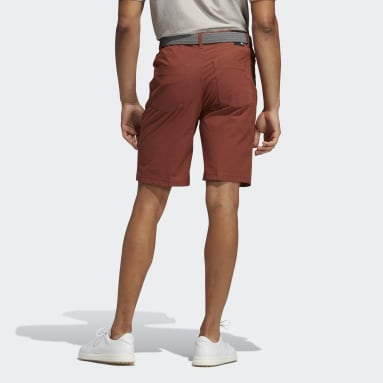 Men Golf Red Go-To Five-Pocket Shorts