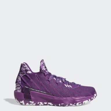 Basketball Purple Dame 7 Shoes