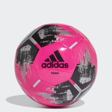 Fotbal růžová Míč Team Capitano