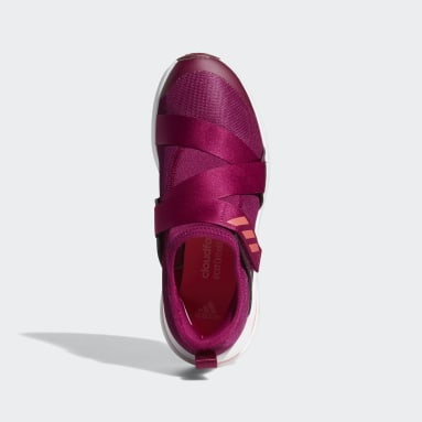 Kids 4-8 Years Running Burgundy FortaRun Running Shoes 2020