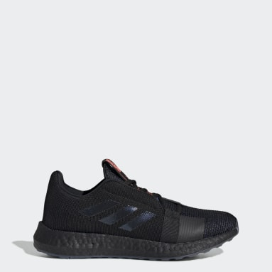 Women Running Black Senseboost GO Shoes